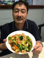 Tommy Wang - Mr. Wang's Buffet